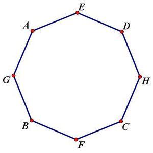 角形 正八 円周率が3.05より大きいことの証明 [2003